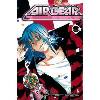 Air Gear - Book 21