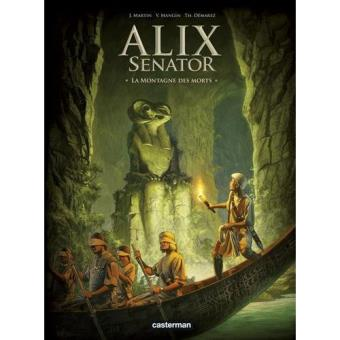 Alix Senator - Livre 6: La Montagne des Mort