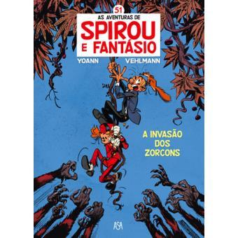 Spirou e Fantásio - A Invasão dos Zorcons