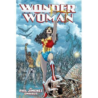 Wonder woman by phil jimenez omnibu