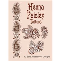 Henna Paisley Tattoos