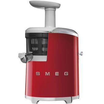 Slow Juicer Smeg Anni \'50 - Encarnado - Slow Juicer - Compre na Fnac.pt