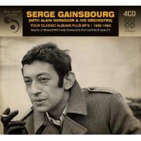 4 Classic Albums Plus EPs 1958-1962 (4CD)