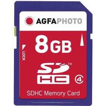 AGFA SDHC 8GB Class4