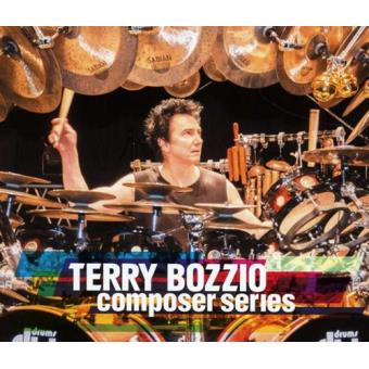 Terry Bozzio: Composer Series CD+BD)(