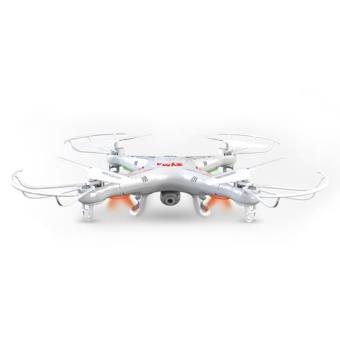 Drone 2.4G R/C 4CH Quad CAM 5MP Syma