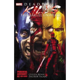 Deadpool Kills: The Marvel Universe