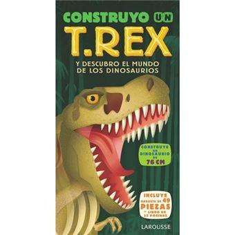Construyo un t rex