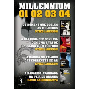 MILLENNIUM - Volumes 1 a 4