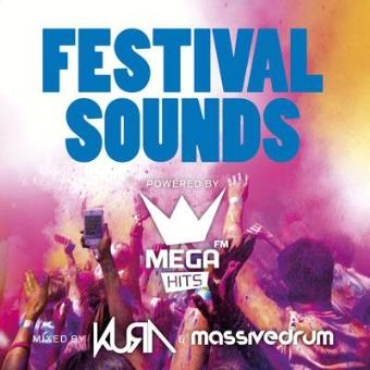 Festival Sounds Powered by Mega Hits FM (2CD)