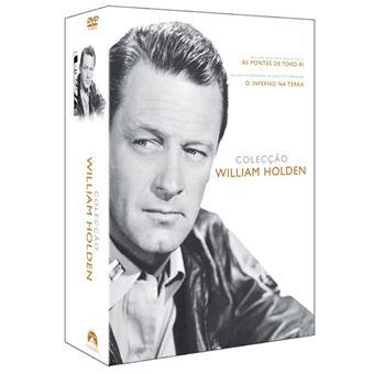 Colecção William Holden - DVD