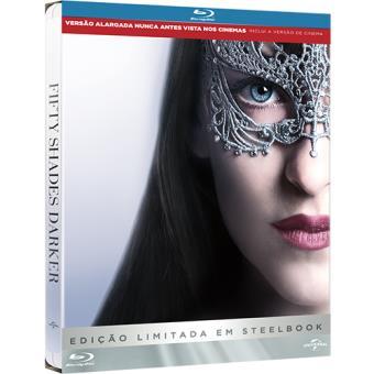 As Cinquenta Sombras Mais Negras - Edição Metálica Exclusiva Fnac (Blu-ray)