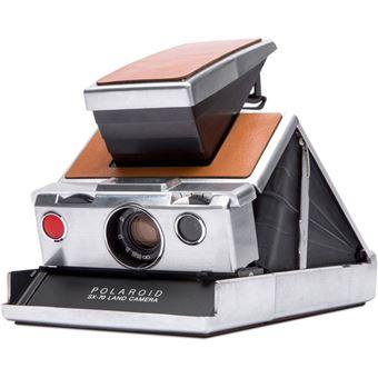Polaroid Originals SX-70 - Castanho | Prateado