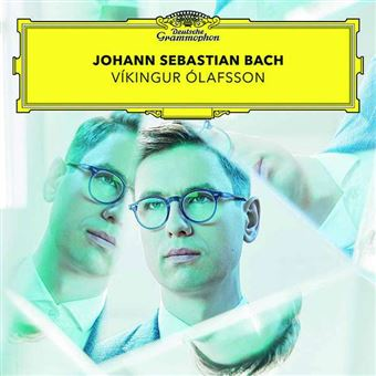 Johann Sebastian Bach - Víkingur Ólafsson - 2LP