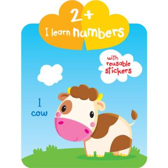 Easy Starters + 2 Anos - I Learn Numbers