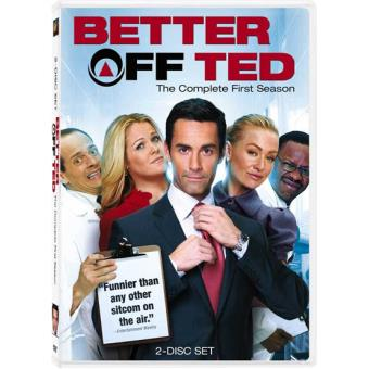 Better Off Ted - 1ª Temporada
