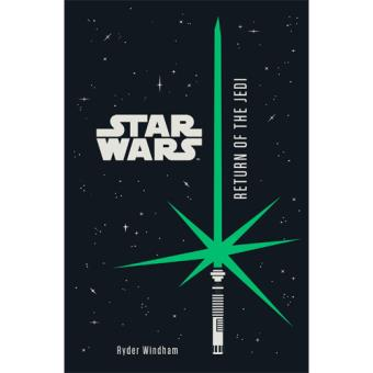 Star Wars Junior Novel - Book 3: Return of the Jedi