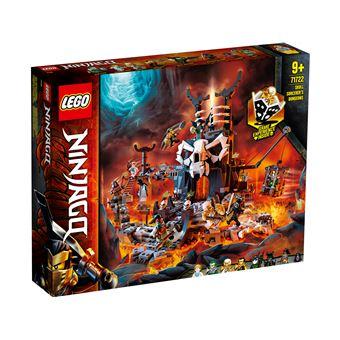 LEGO Ninjago 71722 Masmorras Do Feiticeiro Caveira