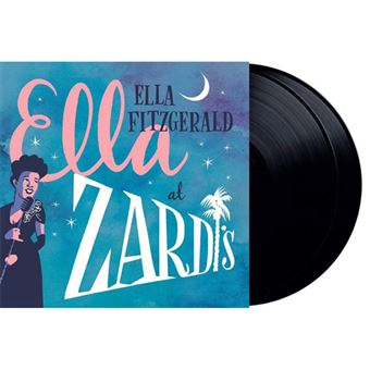 Ella at Zardi's - 2LP 12''