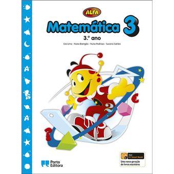 Alfa - Matemática 3 - 3º Ano
