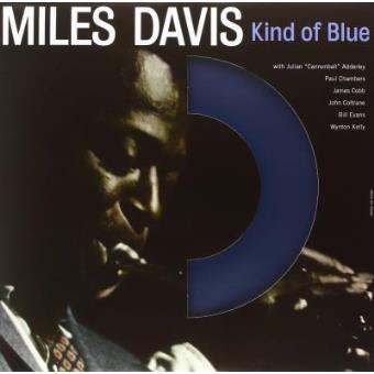 Kind of Blue (180g) (Blue Vinyl) (LP)