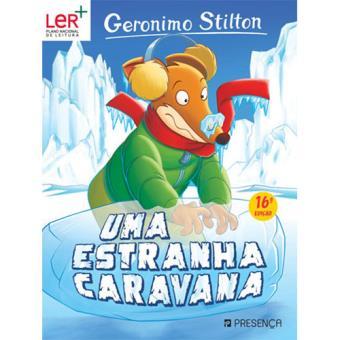 Geronimo Stilton - Uma Estranha Caravana
