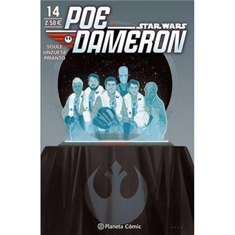 Star wars poe dameron 14-grapa
