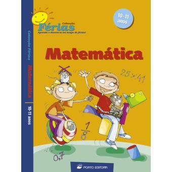 Férias -  10 a 11 Anos (Matemática)