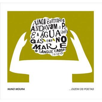 Nuno Moura: Dizem os Poetas Vol 7 - CD