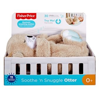 Lontra Dorme Bebe - Fisher-Price