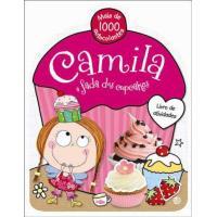 Camila, a Fada dos Cupcakes - Livro de Actividades