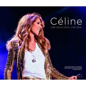 Céline... Une Seule Fois/Live 2013 (2CD+DVD)