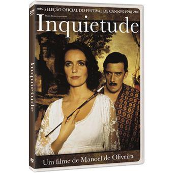 Inquietude - DVD