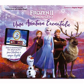 Frozen 2 - O Reino do Gelo: Uma Aventura Encantada