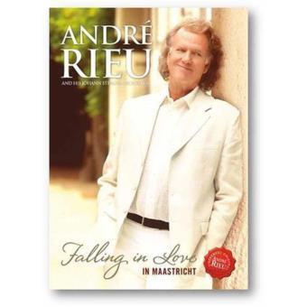 Falling in Love in Maastricht - DVD