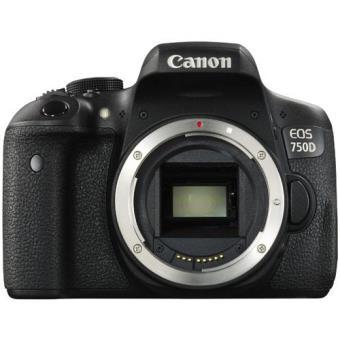 Canon EOS 750D Corpo