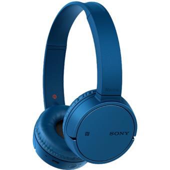 Auscultadores Bluetooth Sony MDR-ZX220BT - Azul