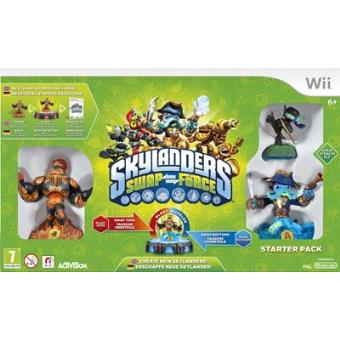 Skylander: Swap Force - Starter Pack Wii
