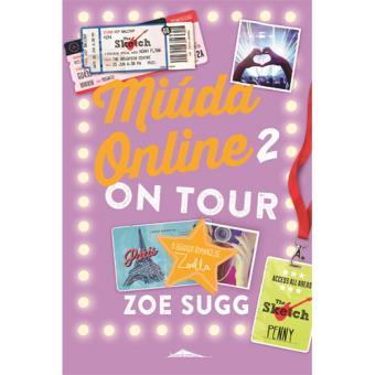 Miúda Online - Livro 2: On Tour