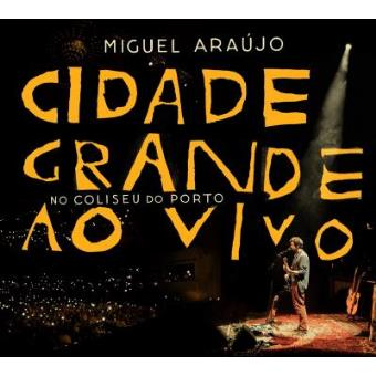 Cidade Grande ao Vivo no Coliseu (2CD+DVD)