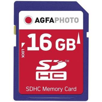 Agfa SDHC 16GB Classe 4