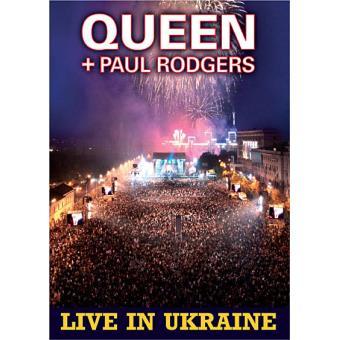 Queen: Live in Ukraine (Special Edition 2CD+DVD)