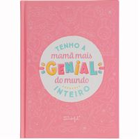 Livro Para Preencher Mr. Wonderful: Tenho a Mamã Mais Genial do Mundo