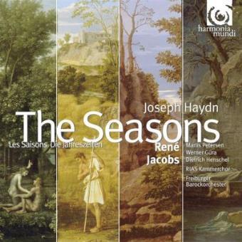 Haydn | The Seasons (2CD)