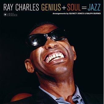 Genius+Soul = Jazz (180g) (Limited-Edition) (LP)