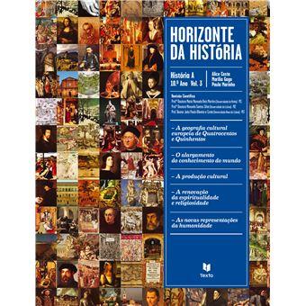 O Horizonte da História  - História A 10º Ano - Manual do Aluno