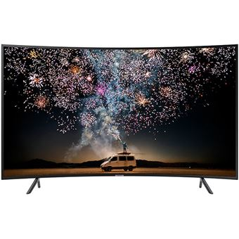 Smart TV Curvo Samsung UHD 4K 49RU7305 124cm