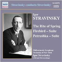 Stravinsky conducts Stravinsky | The Rite of Spring