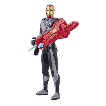 Figura Avengers Titan Hero FX Iron Man 30cm - Hasbro