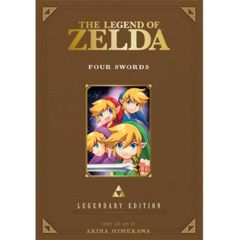 The Legend of Zelda: Legendary Edition - Book 5: Four Swords